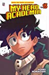 My Hero Academia. Boku no Hero - Volume 15