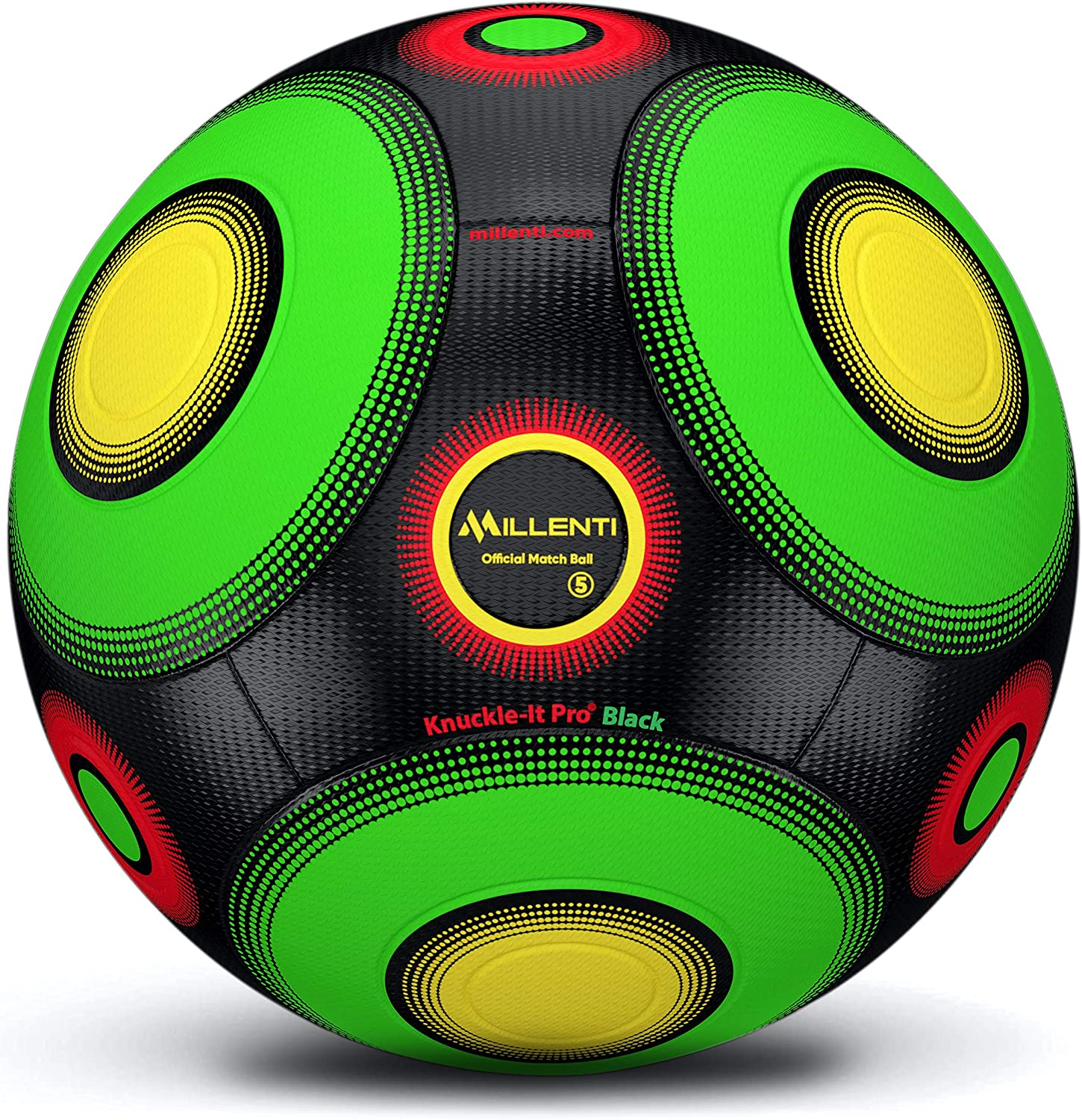 Official Match Balls Knuckle-It Pro Soccer Ball Size 5