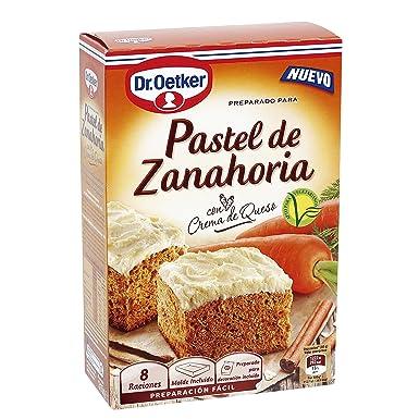 Pastel de zanahoria Dr. Oetker: Amazon.es: Alimentación y ...