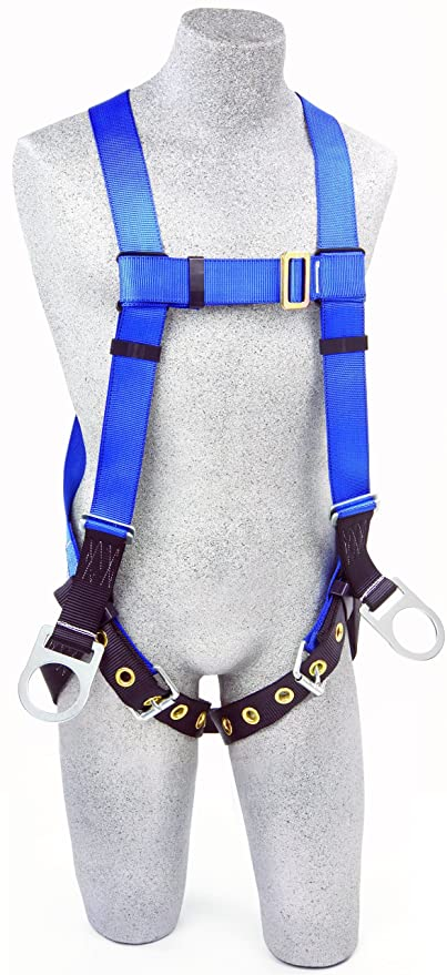 3M Protecta First AB17560 Fall Protection 5-Point Adjustt Full ...