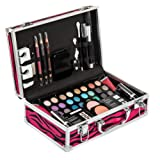 Amazon Price History for:Vokai Makeup Kit Gift Set – 79 Piece - 32 Eye Shadows, 2 Blushes, 2 Lip Glosses, 2 Lipsticks, 2 Eye Liner Pencils, 1 Lip Liner Pencil, 1 Mascara - Case with Carrying Handle
