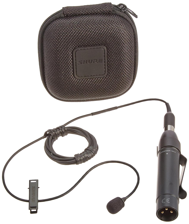 Shure MX150B/C Lavalier Microphone