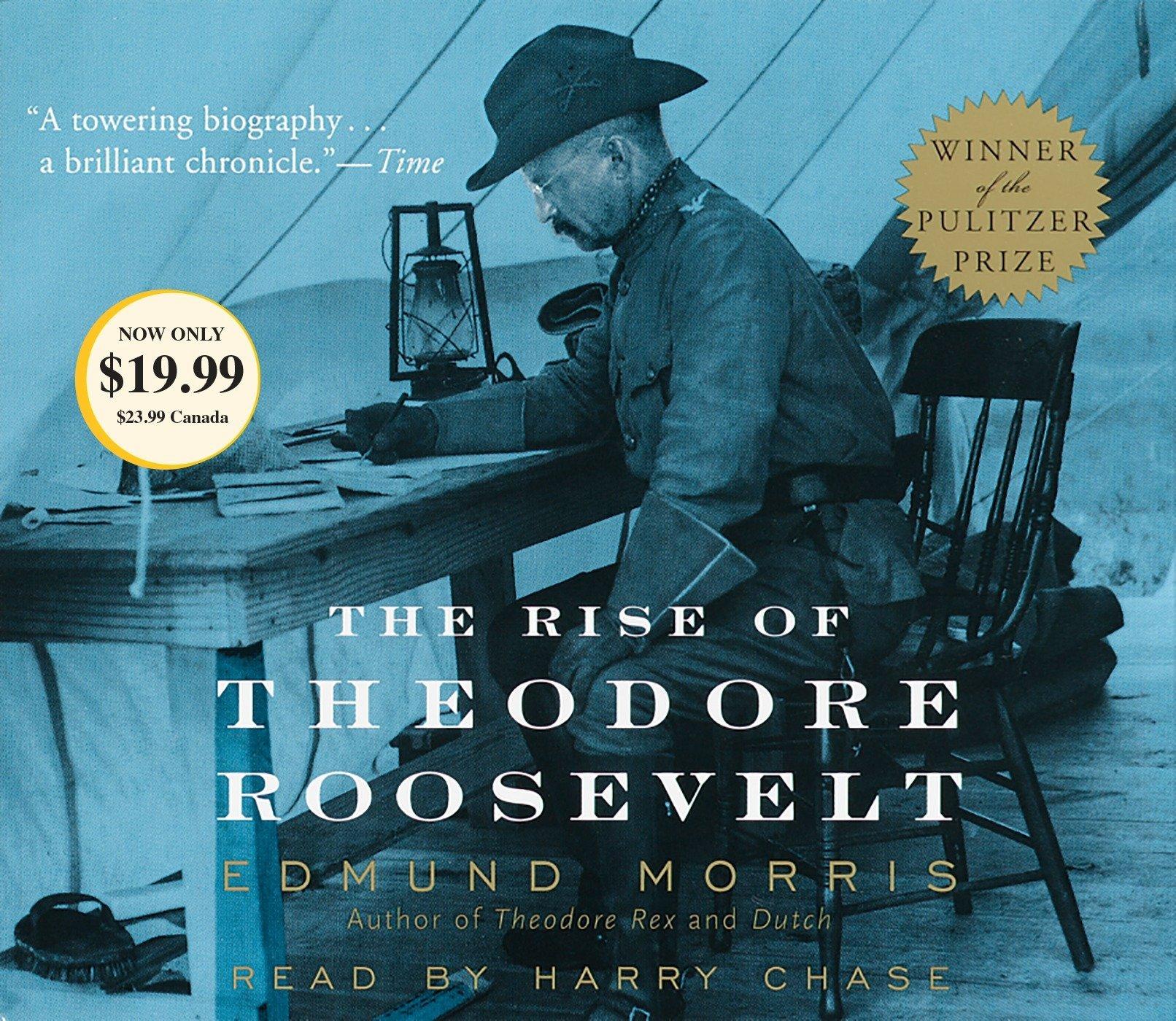 The Rise of Theodore Roosevelt: Amazon.es: Morris, Edmund ...