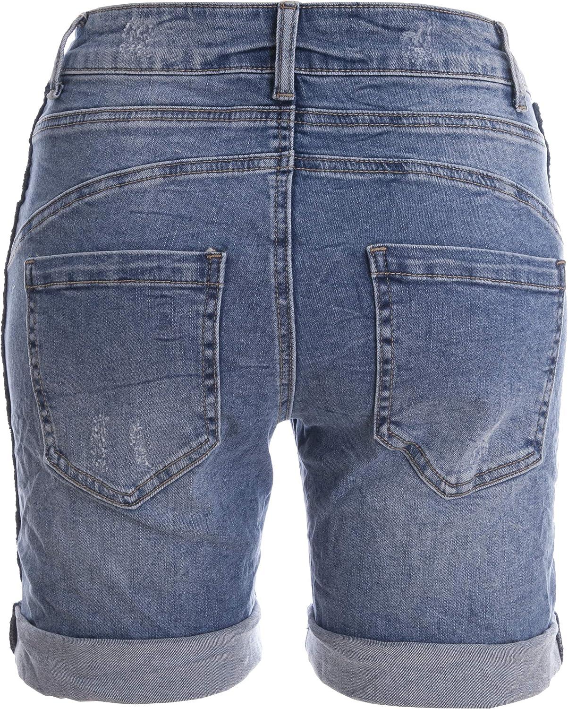 Basic.de Bermuda-Shorts Melly CO Damen-Shorts