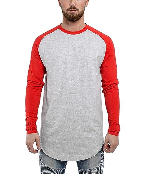 0a1603c8652c28 Blackskies Baseball Longsleeve T-Shirt
