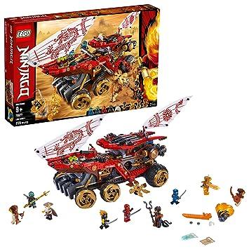Amazon.com: LEGO Ninjago Land Bounty 70677 Juego de ...