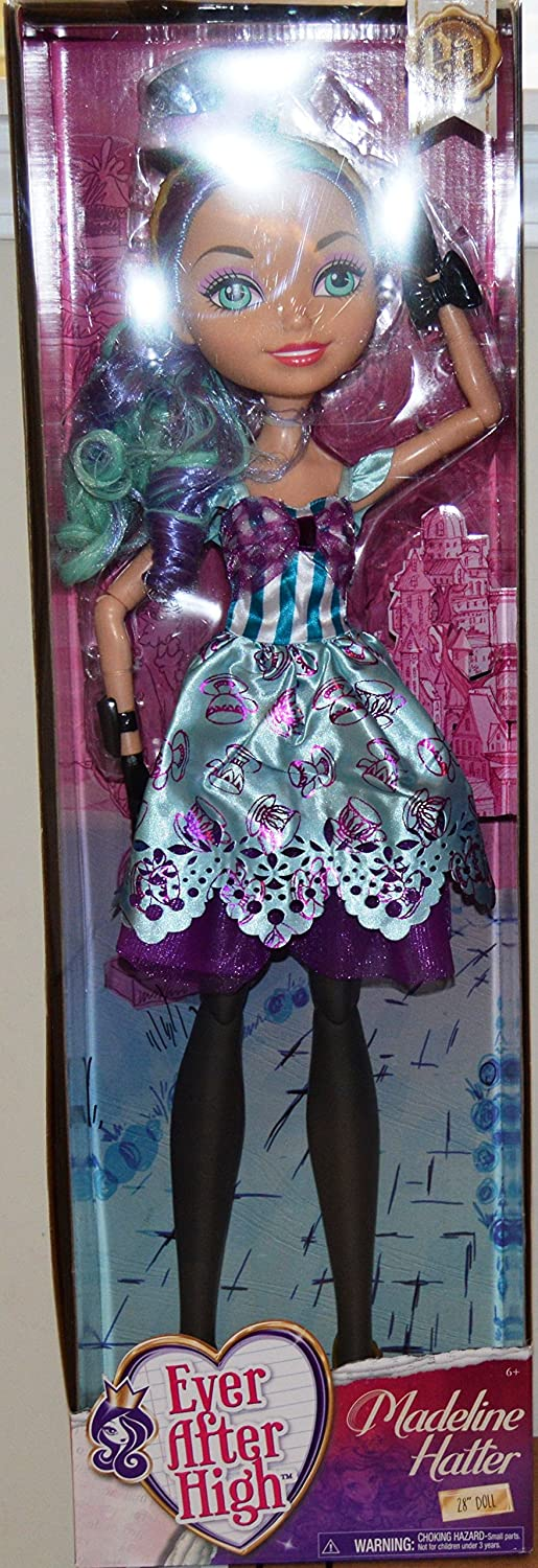 Mattel Ever After High Madeline Hatter 17inch tall