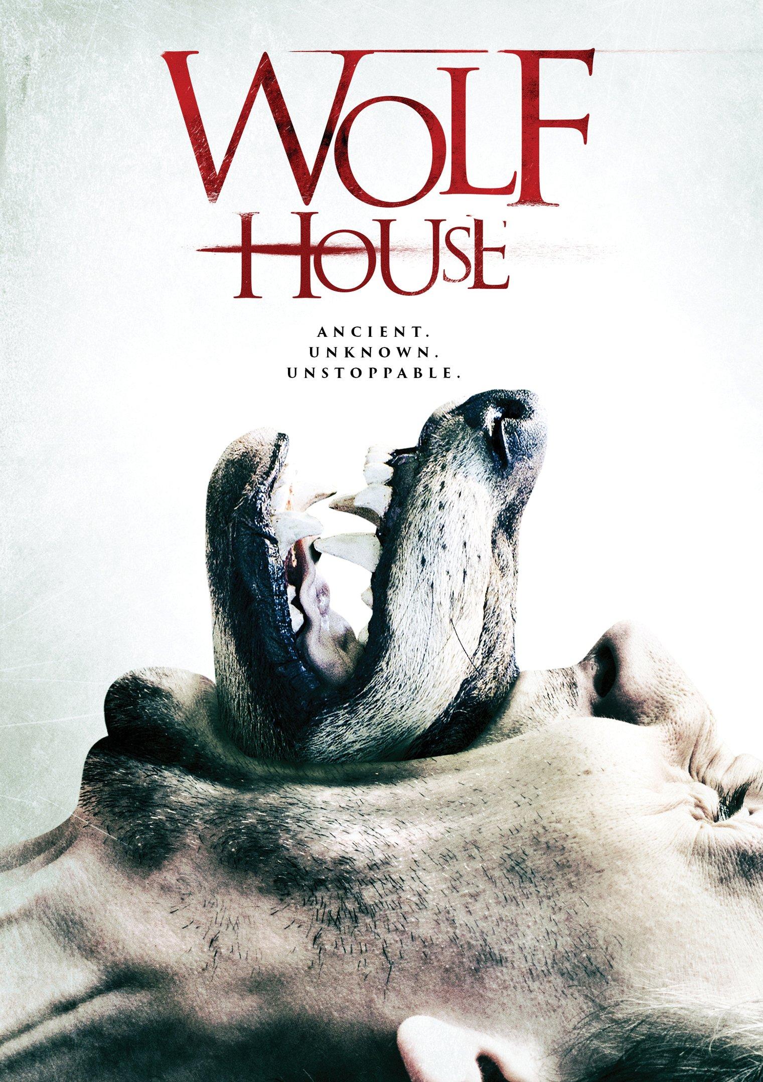 DVD : Wolf House (DVD)