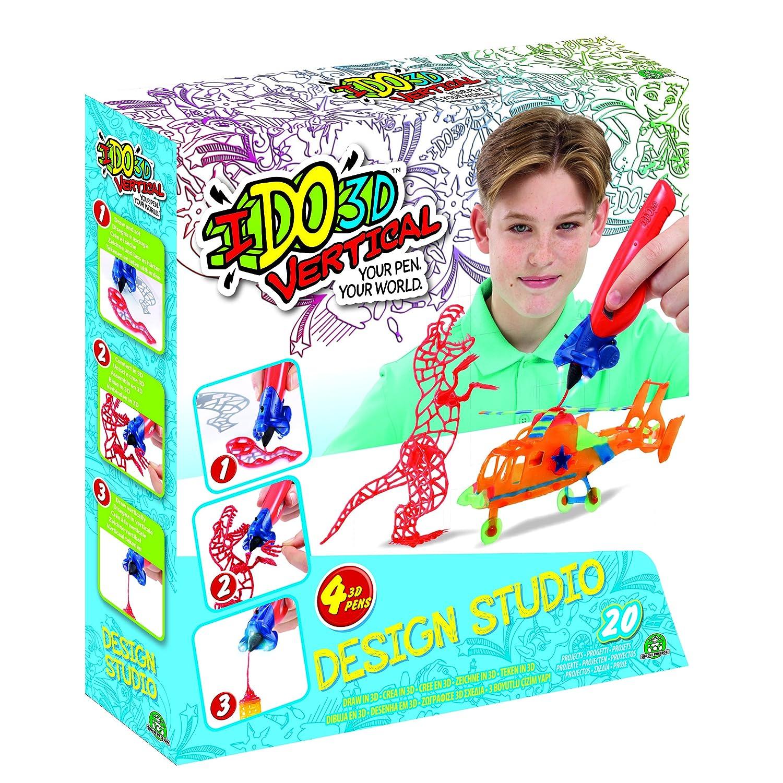 IDO3D Cool Create Vertical Wild Fun Design Studio Flair Leisure Products DDD02200