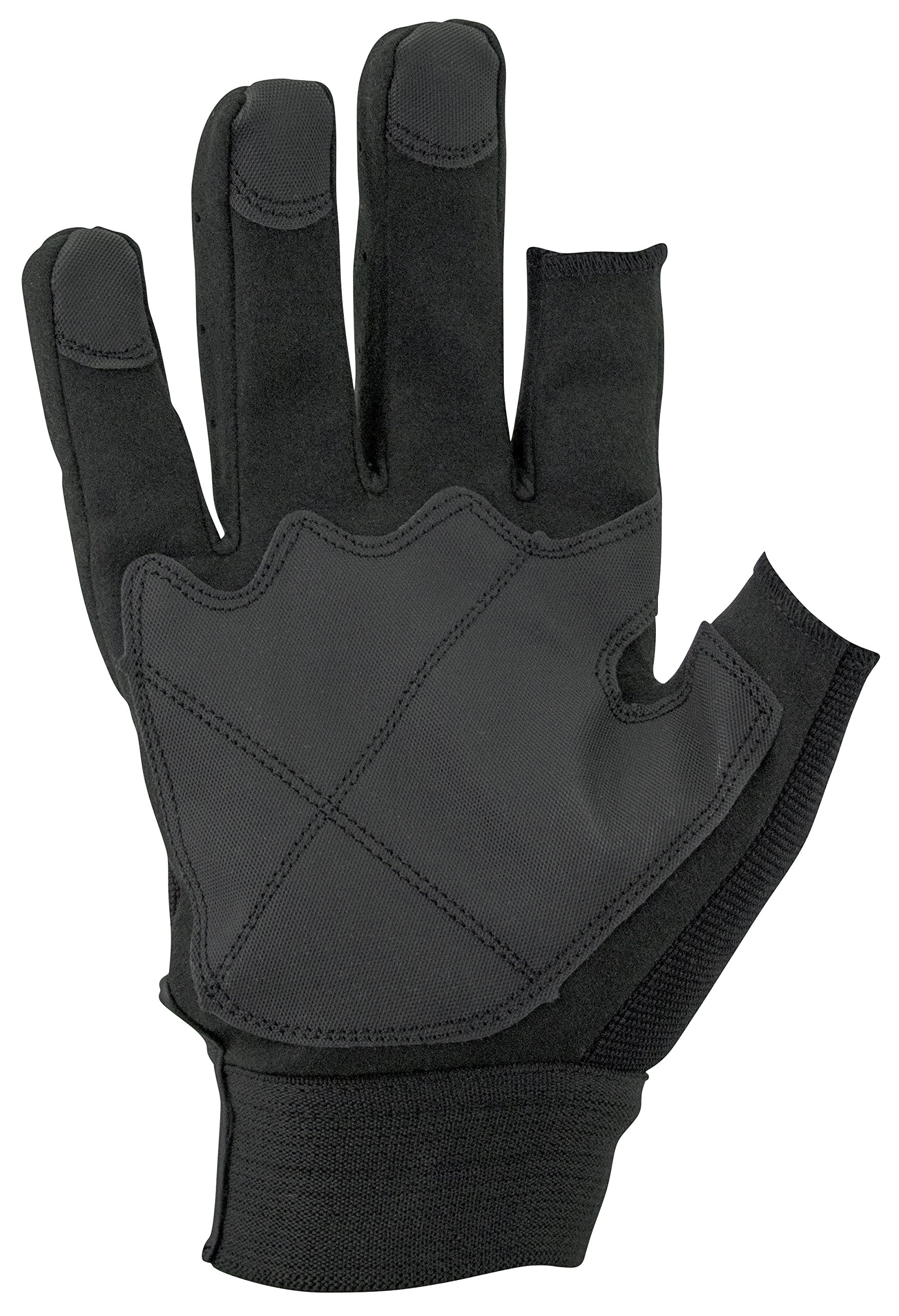SAS Safety Corp. 6724-23 SAS Safety MX Impact Resistant Glove with Cut-Thumb and Index Finger, Large by SAS Safety (Image #2)