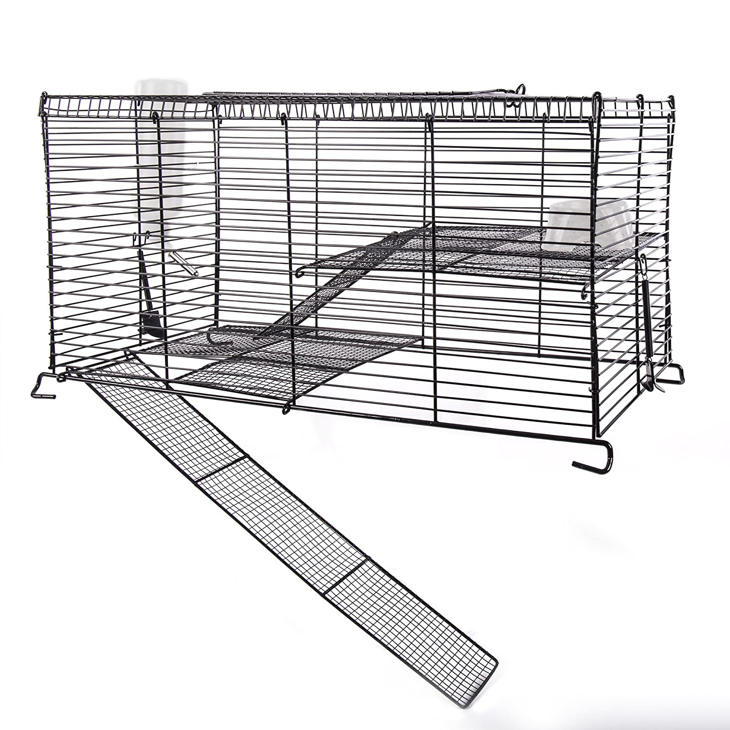 Ware Manufacturing Chew Proof High Rise Pet Cage for Small Pets