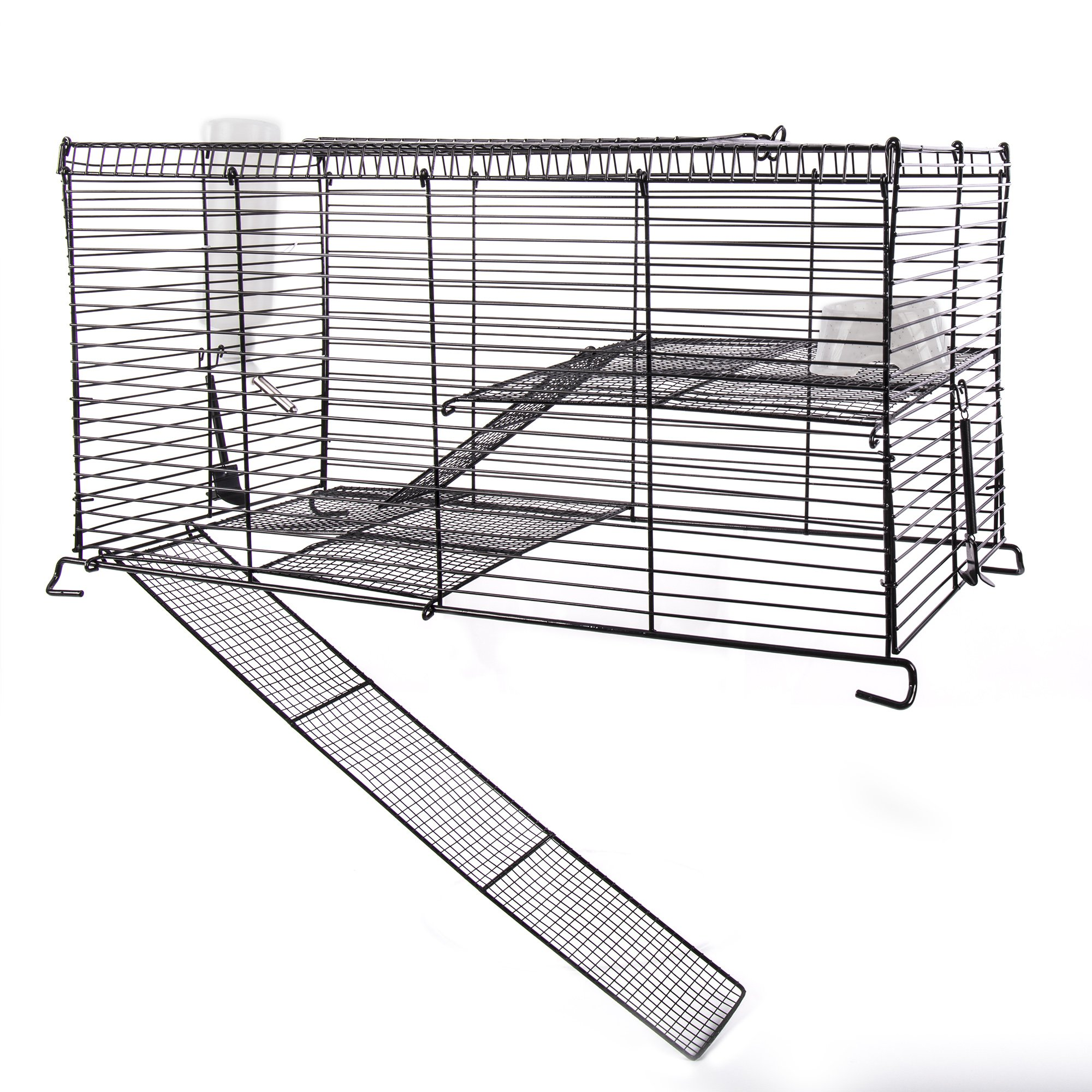 Ware Manufacturing Chew Proof High Rise Pet Cage for Small Pets by Ware Manufacturing (Image #4)