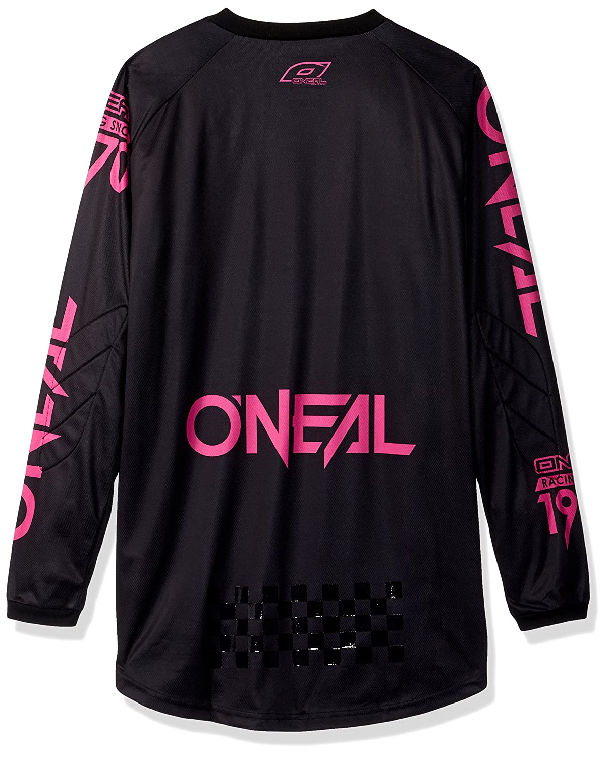 Black//Pink, Small ONeal Threat Womens Jersey