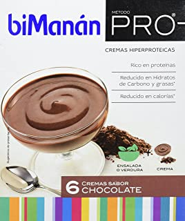 BIMANAN Pro crema chocolate 6 unidades
