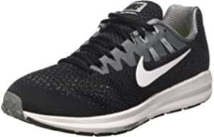595a4b10fac6f Amazon.com | Nike Air Zoom Structure 18 Mens Blue Lagoon/Clrwtr-Blk ...
