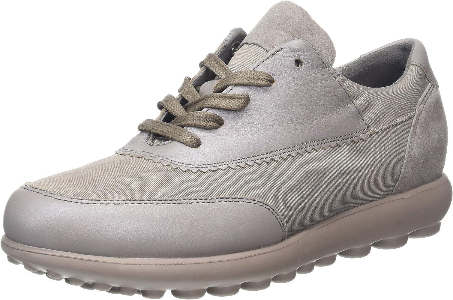 Camper Pelotas Step, Zapatillas baja para Mujer, Gris (Medium Grey ...