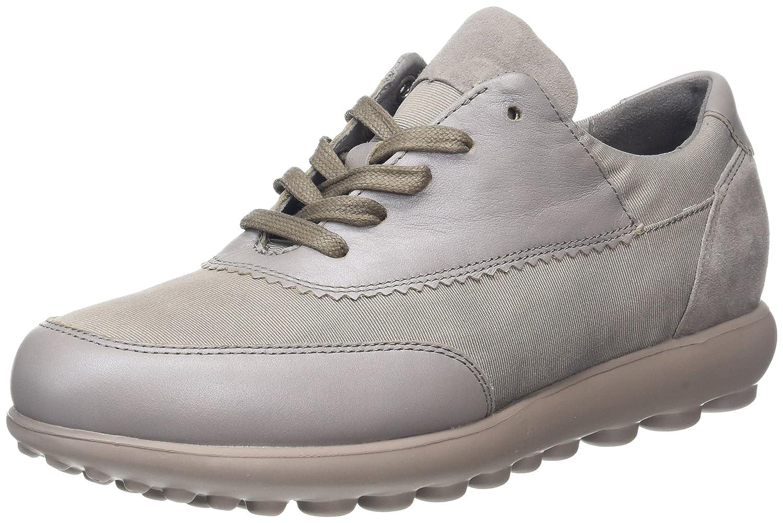 Camper Pelotas Step, Zapatillas para Mujer 38 EU|Gris (Medium Gray)