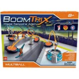Boomtrix Multiball by Goliath - Kinetic Metal Ball Chain Reaction Stunt Kit - Fun - Educational - STEM