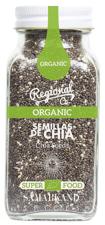 Chía Orgánica & Ecológica (Semillas de Chia) de Samarkand 125 gr ...