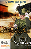 Montana Sky: Anson's Mail-Order Bride (Kindle Worlds) (The Jones's of Morgan's Crossing Book 1)