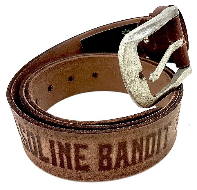 GASOLINE BANDIT® - Cinturón - para hombre QU307Ym3r