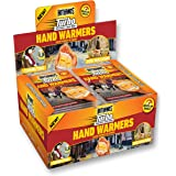 HotHands Turbo Hand Warmers - Long Lasting Safe Natural Odorless Air Activated Warmers - Up to 3 Hours of Instant Heat - 40 Pair