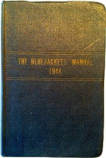 the bluejackets manual united states navy 1940 10th edition rh amazon com Blue Jackets Manual 1967 Coast Guard Blue Jacket Manual