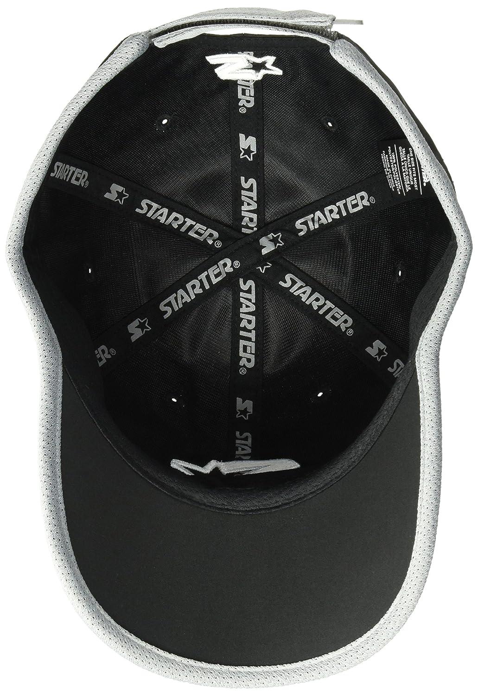 8eedc5550ef Amazon.com  Starter Men s Lightweight Performance Running Cap ...