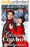 Her Christmas Cowboy (Cowboy Love Book 2)