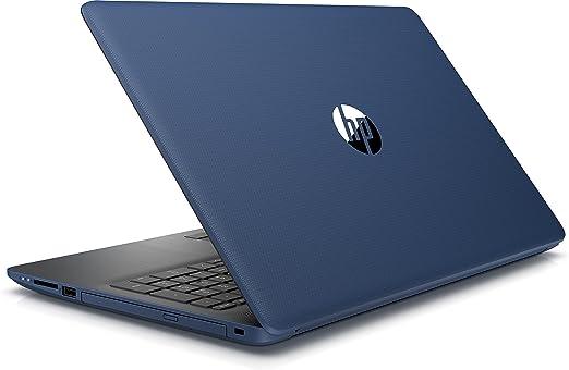 PORTÁTIL HP 15-DA0121NS - Intel N4000 1.1GHZ - 8GB - 256GB SSD - 15.6/39.6CM - DVD RW - HDMI - WiFi BGN - BT - W10 - Azul Plata: Hp: Amazon.es: Informática