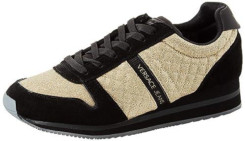Versace Jeans Damen Scarpe Donna Gymnastikschuhe