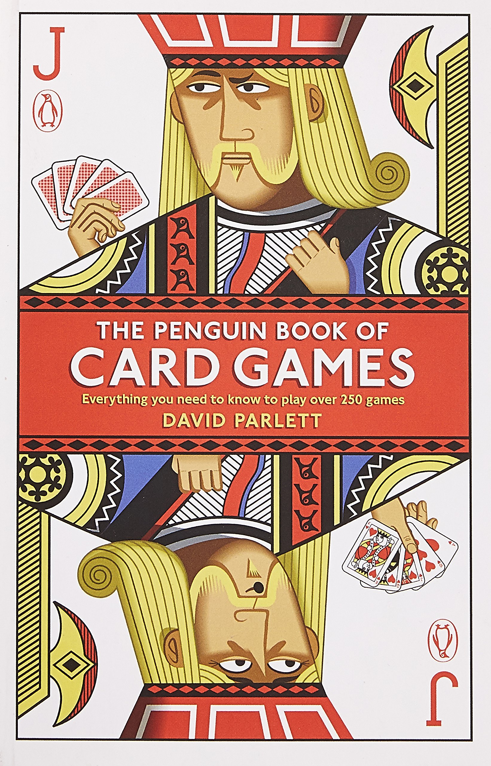 Penguin Book Card Games Everything product image