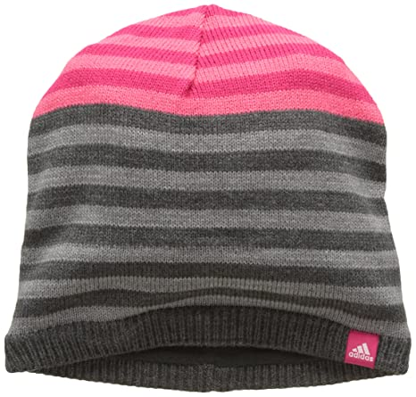 817ad055935 adidas Children s Stripy Beanie Hat  Amazon.co.uk  Sports   Outdoors