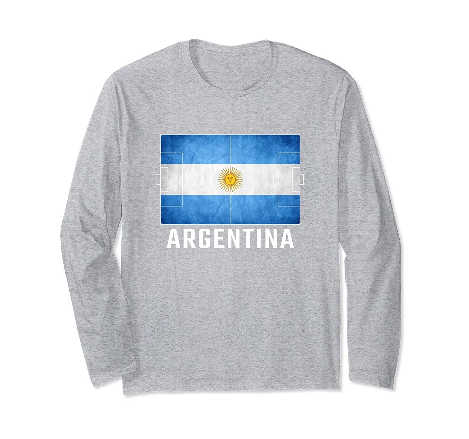 Argentina Team and Soccer Shirt Argentina Flag-ah my shirt one gift