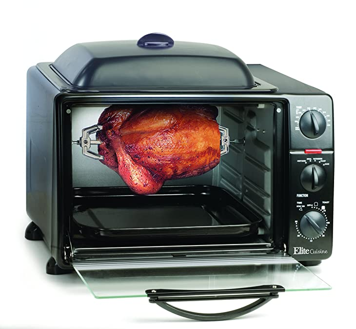 What To Look For In A Rotisserie Oven-Durable Construction