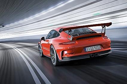 Amazon Com Porsche 911 991 Gt3 Rs 2015 Car Art Poster Print On