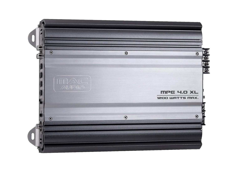 600 Watt Mac Audio MPExclusive 2.0 XL-est/éreo-Amplificador