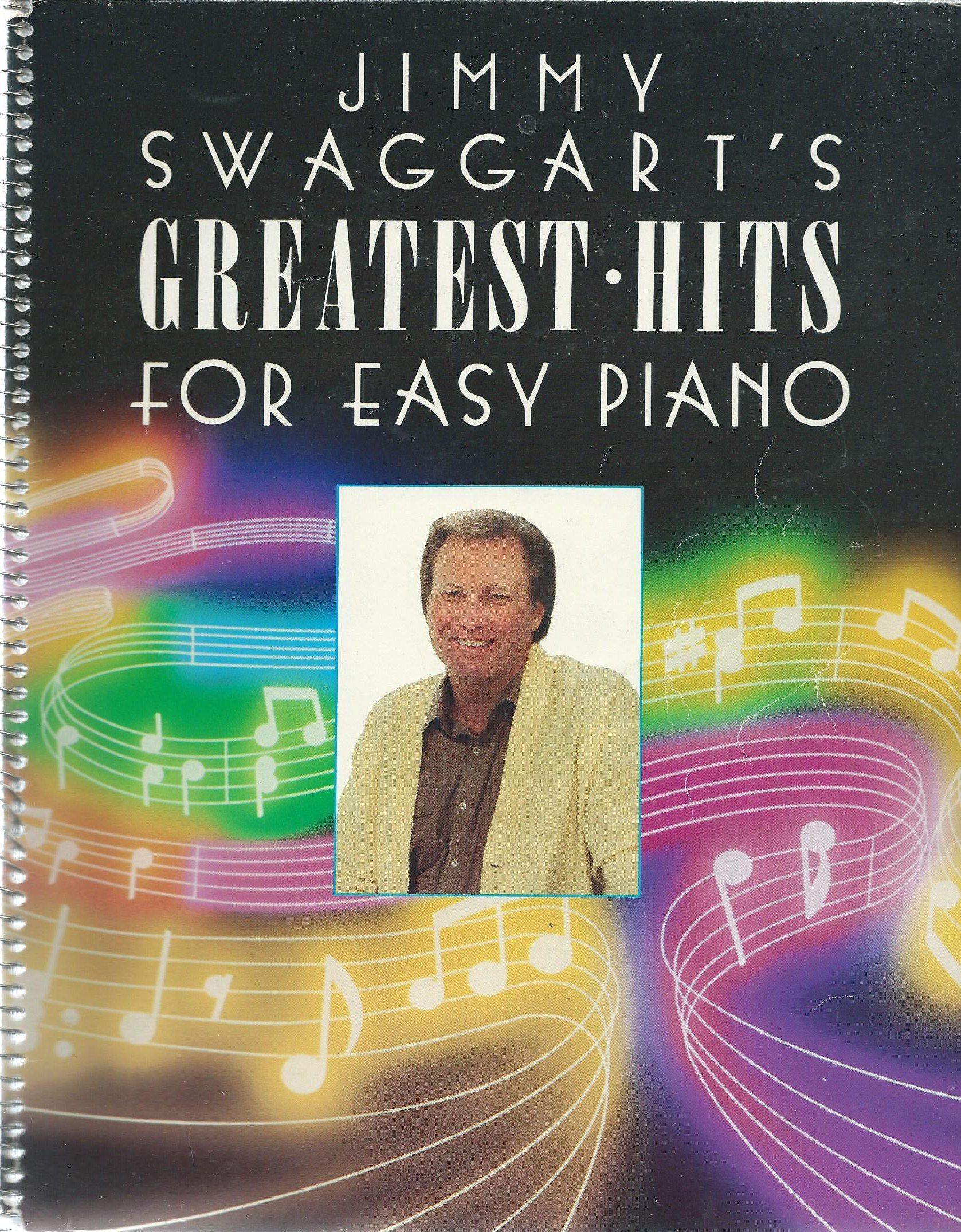 Jimmy Swaggart's Greatest Hits for Easy Piano: Jimmy
