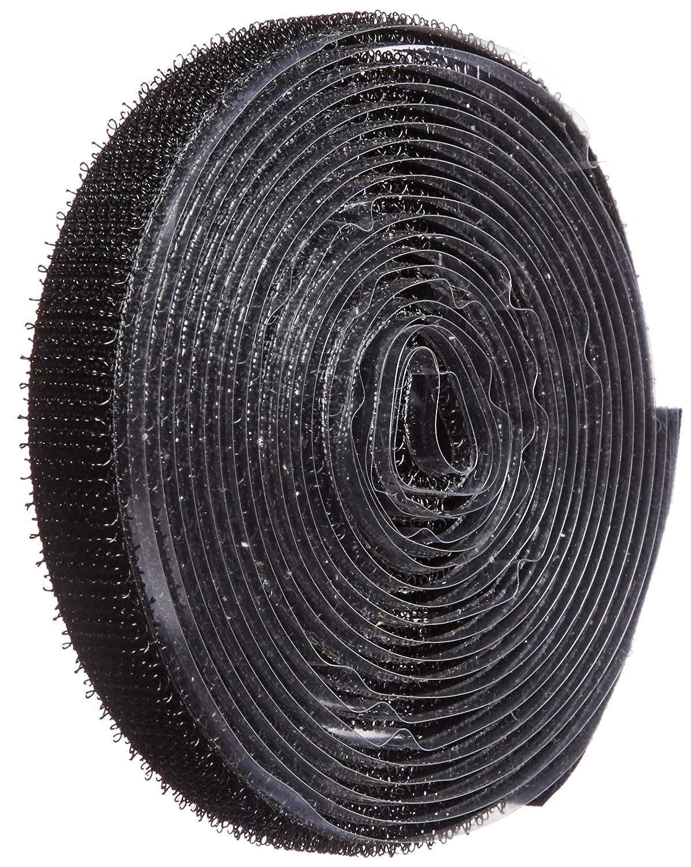 Pressure Sensitive Adhesive Back Loop Type 15 Length 1//2 Wide VELCRO 1011-AP-PSA//L White Nylon Woven Fastening Tape