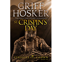 St Crispin's Day (Struggle for a Crown Book 6) (English Edition)