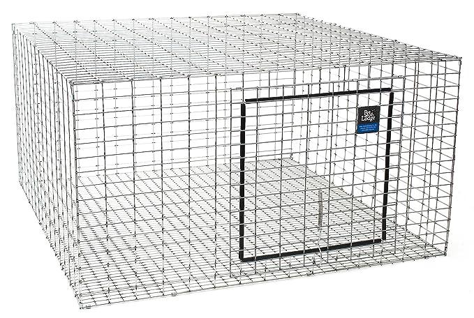 Amazon.com: Miller manufacturing Jaula para Conejos, Negro ...