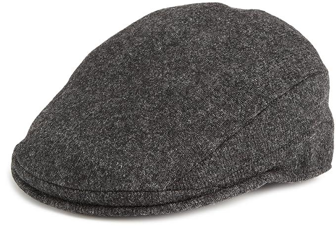 Kangol Wool 507, Gorra Para Hombre, Gris (Dk Flannel), Medium