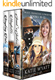 Box Set Sweet Frontier Cowboys Novels 10-12 (Sweet Frontier Cowboys Collection Book 4)