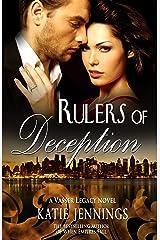 Rulers of Deception (A Vasser Legacy Novel Book 3) Kindle Edition
