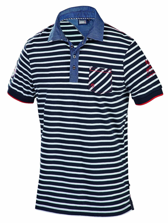 Marinepool Erwachsene Fashion - Men PoloHenry