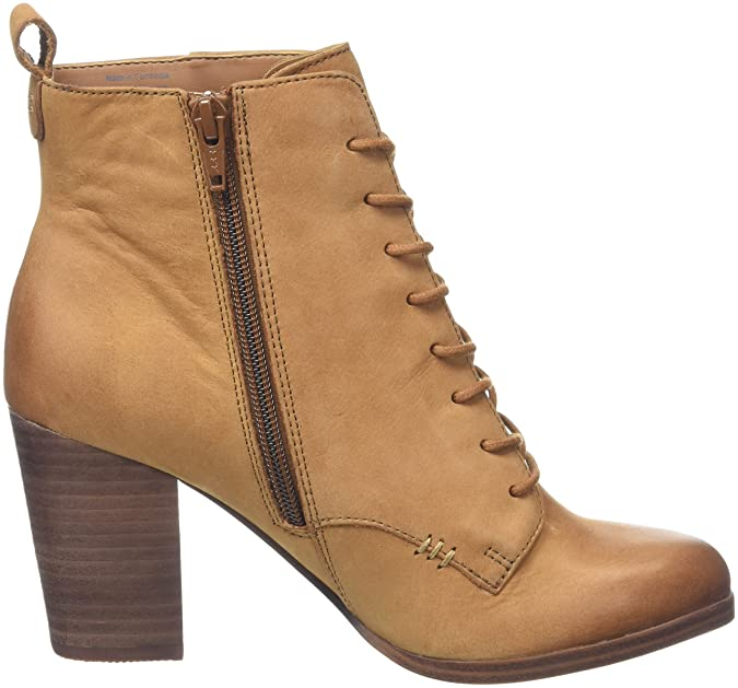 Aldo Neily - Botines para mujer, color marrón (camel/38), talla 36 EU (3 UK): Amazon.es: Zapatos y complementos