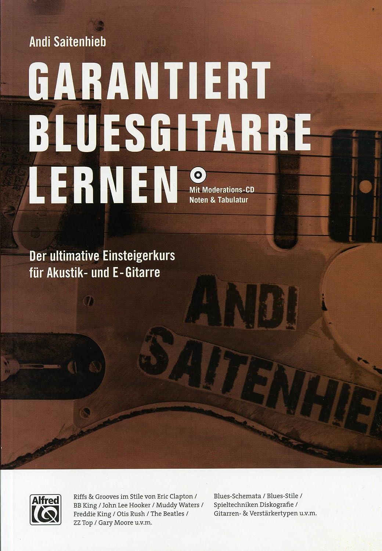 garantiza Guitarra Blues Aprendizaje – Arreglados para guitarra ...