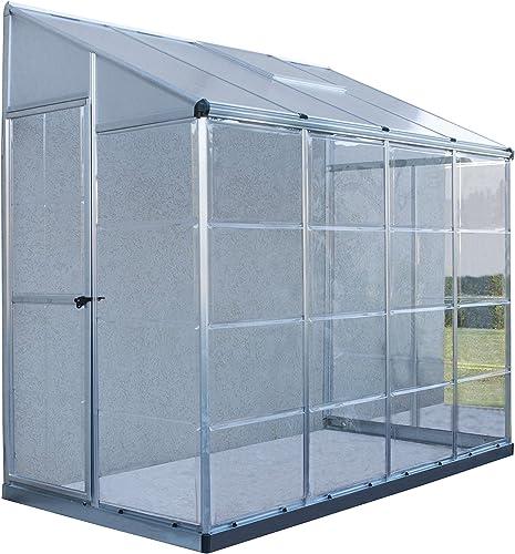 StarSun Depot Farm-House Home Garden UV Resistant Greenhouse 9 x 9