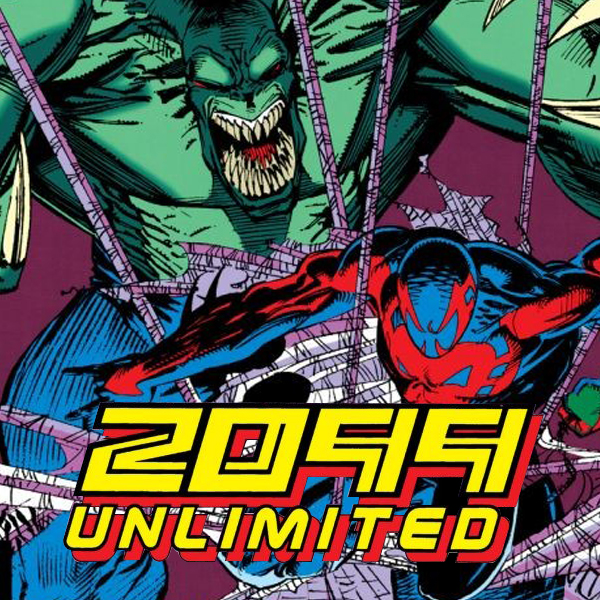 2099 Unlimited (Issues) (3 Book Series)