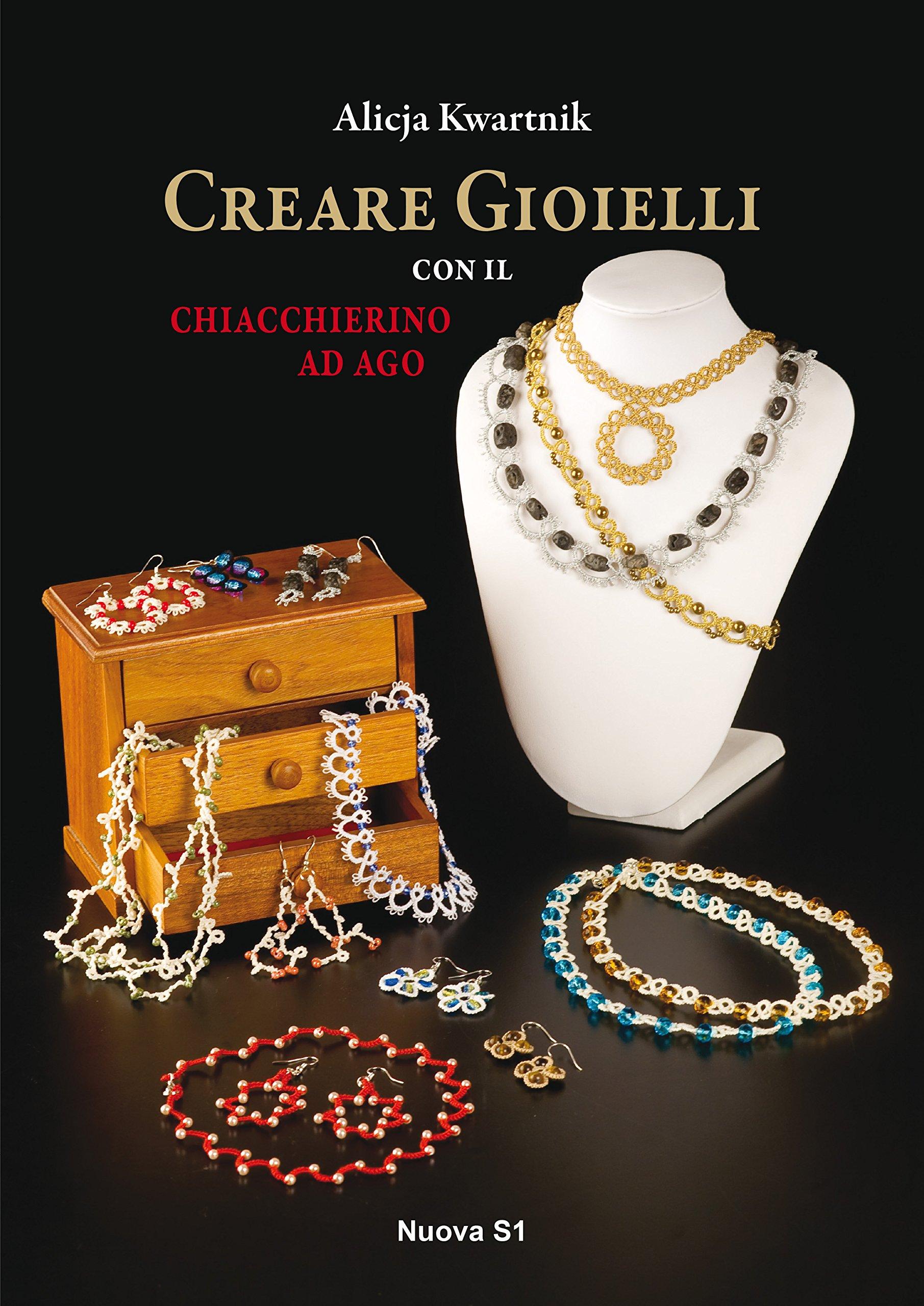 Download Creare gioielli con il chiacchierino ad ago pdf epub